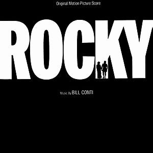 Саундтрек/Soundtrack Rocky | Bill Conti (1976) Рокки | Билл Конти