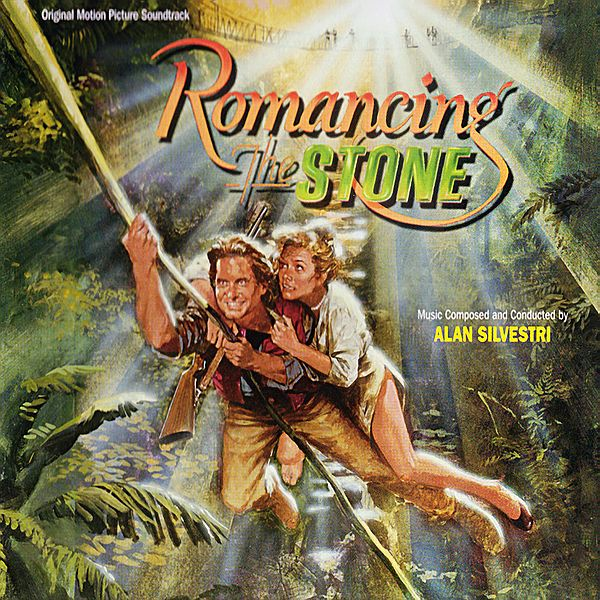 Саундтрек/Soundtrack Romancing the Stone | Alan Silvestri (1984) Роман с камнем | Алан Сильвестри