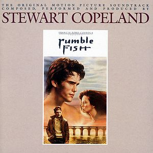 Саундтрек/Soundtrack Rumble Fish | Stewart Copeland (1983) Бойцовая рыбка | Стюарт Коупленд