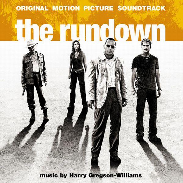 Саундтрек/Soundtrack Rundown, The | Harry Gregson-Williams (2003) Сокровище Амазонки | Гарри Грегсон-Уильямс