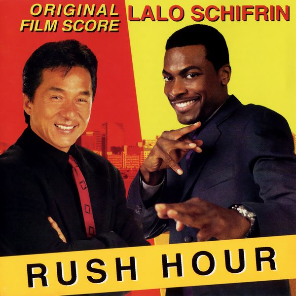 Саундтрек/Soundtrack Rush Hour (1998) Час Пик Lalo Schifrin Лало Шифрин