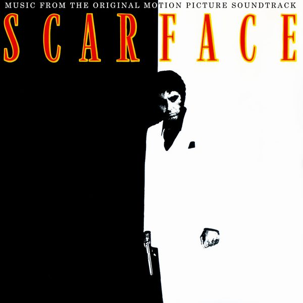 Саундтрек/Soundtrack Scarface (+Bonus) | Giorgio Moroder (1983) Лицо со шрамом | Джорджио Мородер