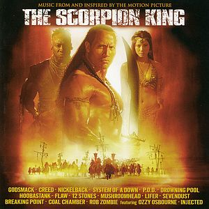 Саундтрек/Soundtrack The Scorpion King (2002) Царь Скорпионов