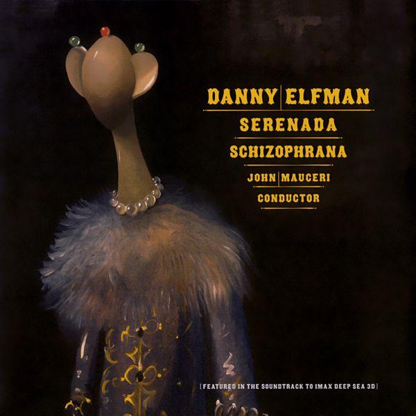 Саундтрек/Soundtrack Serenada Schizophrana [soundtrack to IMAX Deep Sea 3D] | Danny Elfman (2006)  Саундтрек | Серенада Шизофрана [саундтрек к Тайны подводного мира 3D]