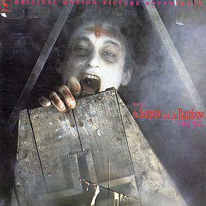 Саундтрек/Soundtrack Serpent and the Rainbow | Brad Fiedel (1988) Змей и радуга | Брэд Фидел