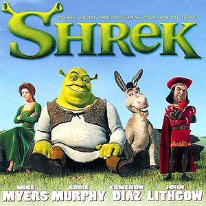 Саундтрек/Soundtrack Shrek