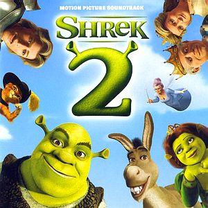 Саундтрек/Soundtrack Shrek 2