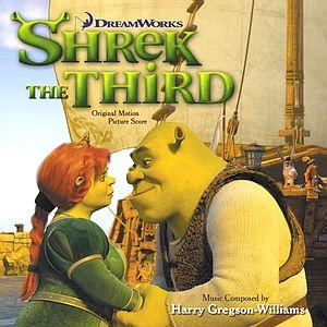 Саундтрек/Soundtrack Shrek The Third