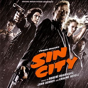 Саундтрек/Soundtrack Sin City