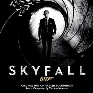 Саундтрек/Soundtrack Skyfall | Thomas Newman, Adele 2012 007: Координаты Скайфолл | Томас Ньюман, Адель