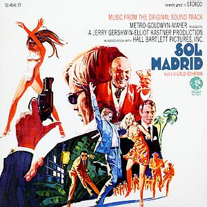 Саундтрек/Soundtrack Sol Madrid