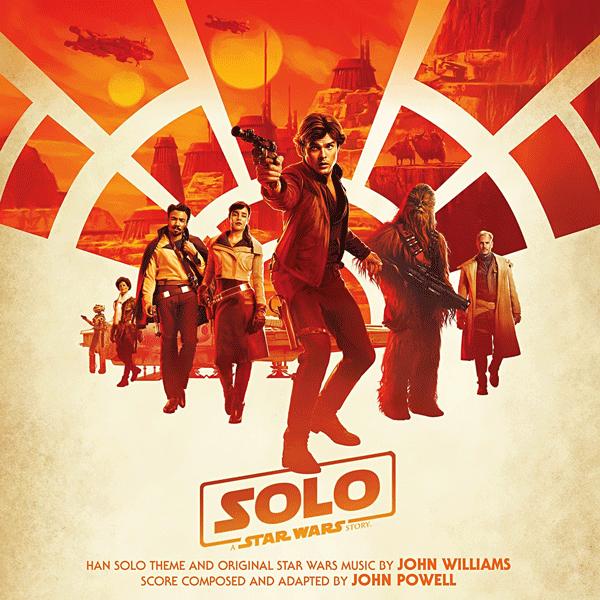 Саундтрек/Soundtrack Solo: A Star Wars Story | John Powell (2018) Хан Соло: Звездные войны. Истории | Джон Пауэлл