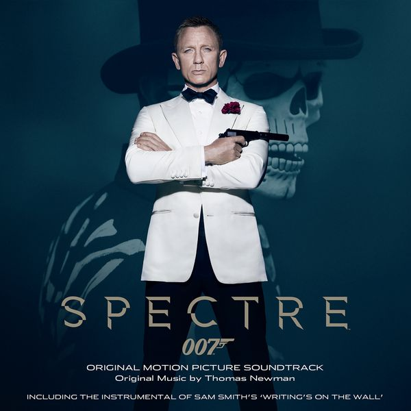 Саундтрек/Soundtrack Soundtrack | Spectre (James Bond 007) | Thomas Newman (2015 007: Спектр (Джеймс Бонд 007) | Томас Ньюман