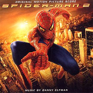Саундтрек/Soundtrack Score Spider-Man 2