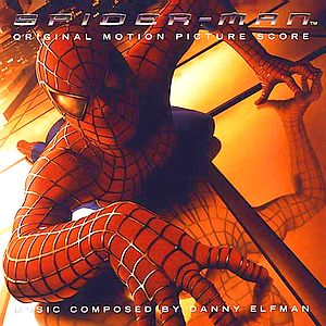 Саундтрек/Soundtrack Spider-Man Score