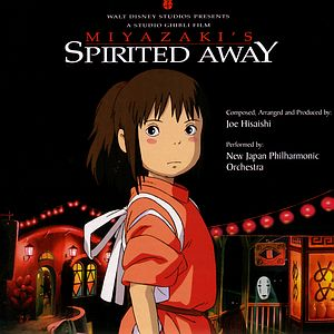 Саундтрек/Soundtrack Spirited Away (2001) Унесенные призраками