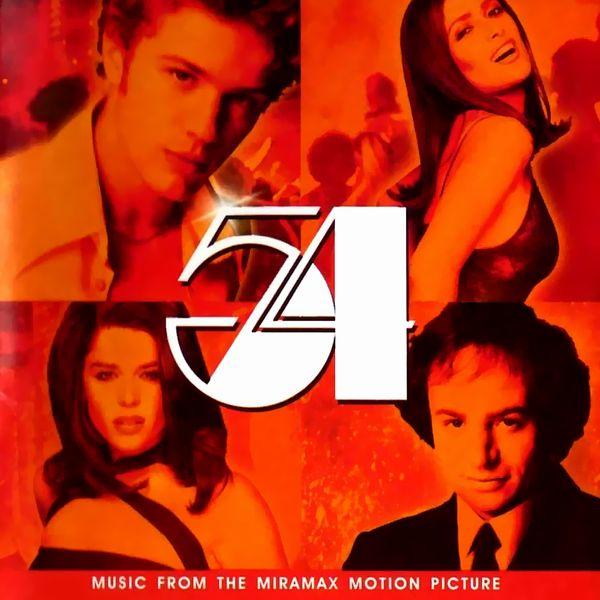 Саундтрек/Soundtrack Studio 54 (1998) Студия 54
