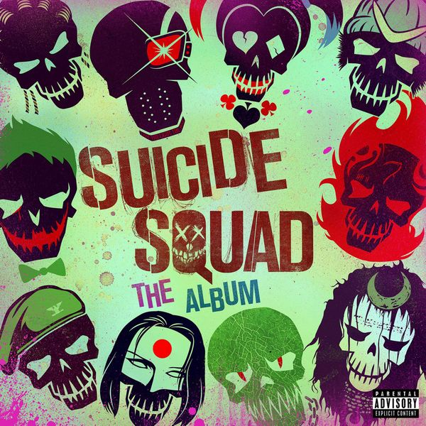 Саундтрек/Soundtrack Suicide Squad: The Album | Various Artists (2016) Отряд самоубийц