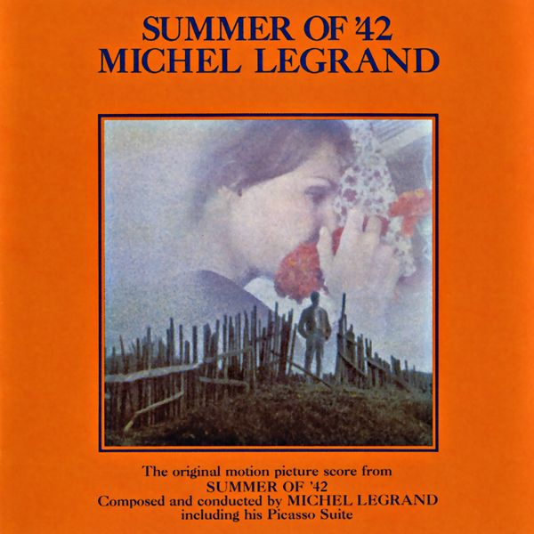 Саундтрек/Soundtrack Summer of '42 | Michel Legrand (1971) Лето 42-го | Мишель Легран