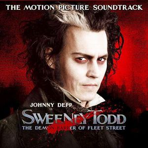 Саундтрек/Soundtrack Sweeney Todd: The Demon Barber of Fleet Street (Complete Edition)