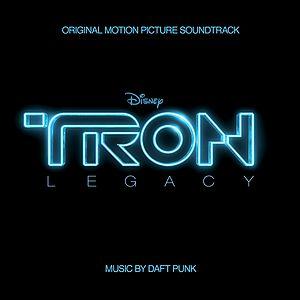 Саундтрек/Soundtrack TRON: Legacy | Daft Punk (2010)  Саундтрек | Трон: Наследие