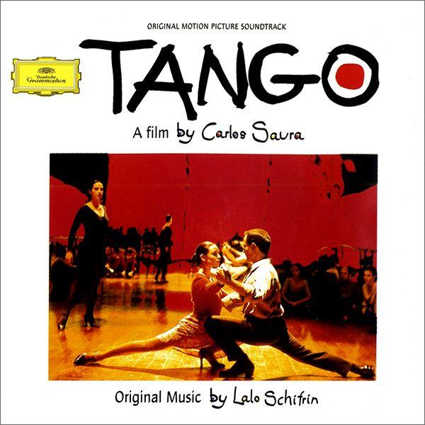 Саундтрек/Soundtrack Tango | Lalo Schifrin (1998) Танго | Лало Шифрин