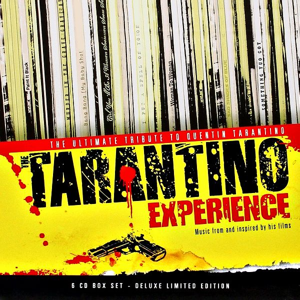 Саундтрек/Soundtrack Tarantino Experience: Ultimate Tribute to Quentin Tarantino