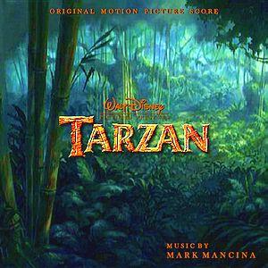 Саундтрек/Soundtrack Tarzan