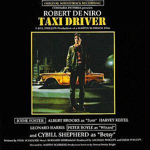 Саундтрек/Soundtrack к Taxi Driver