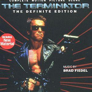 Саундтрек/Soundtrack к The Terminator: The Definitive Edition