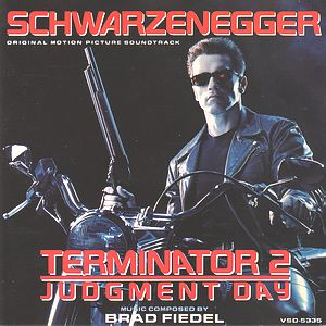 Саундтрек/Soundtrack к Terminator 2 - Judgment Day