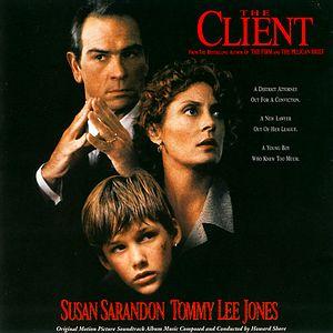 Саундтрек/Soundtrack The Client | Howard Shore (1994) Клиент | Говард Шор