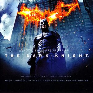 Саундтрек/Soundtrack The Dark Knight | Hans Zimmer, James Newton Howard (2008) Тёмный рыцарь | Ганс Цимер, Джеймс Ньютон Говард