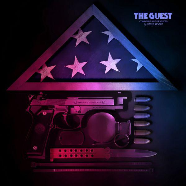 Саундтрек/Soundtrack Guest, The | Steve Moore (2014) Музыка из фильма | Гость | Стив Мур