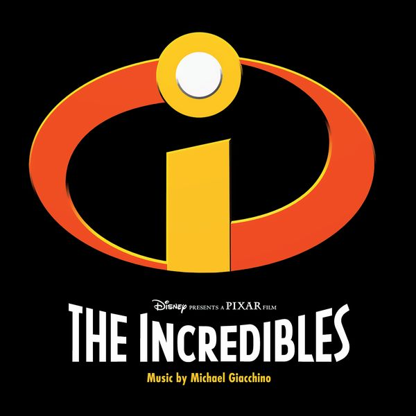 Саундтрек/Soundtrack The Incredibles | Michael Giacchino (2004) Суперсемейка | Майкл Гьяччино