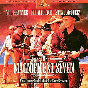 Саундтрек/Soundtrack The Magnificent Seven | Elmer Bernstein (1960) Великолепная семерка | Элмер Бернстайн