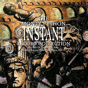 Саундтрек/Soundtrack The Monty Python Instant Record Collection, Vol. 2