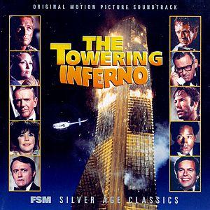 Саундтрек/Soundtrack The Towering Inferno | John Williams (1974)  Вздымающийся ад | Джон Уильямс