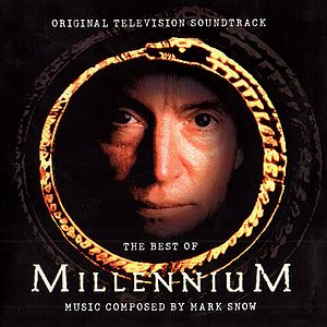 Саундтрек/Soundtrack The Best of Millennium Mark Snow