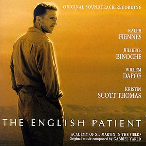 Саундтрек/Soundtrack The English Patient | Gabriel Yared (1996) Саундтрек | Английский пациент | Габриэль Яред
