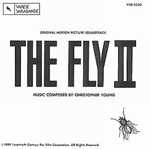 Саундтрек/Soundtrack к The Fly 2