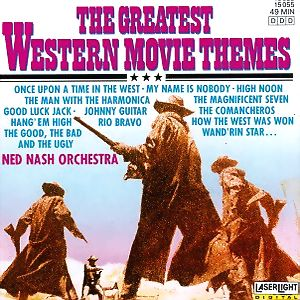 Саундтрек/Soundtrack The Greatest Western Movie Themes