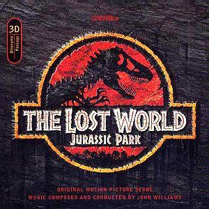 Саундтрек/Soundtrack  The Lost World: Jurassic Park (1997) Парк Юрского периода 2: Затерянный мир