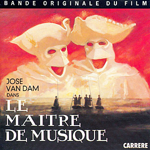 Саундтрек/Soundtrack Music Teacher, The (Le Maître de musique)