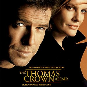 Саундтрек/Soundtrack Thomas Crown Affair, The [Expanded bootleg]