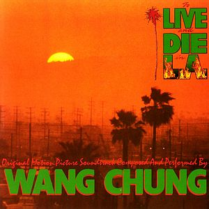 Wang Chung Wake Up Stop Dreaming / Black-Blue-White