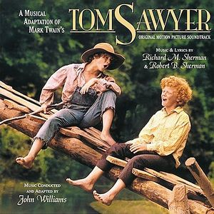 Саундтрек/Soundtrack Tom Sawyer | John Williams (1973) Том Сойер | Джон Уильямс