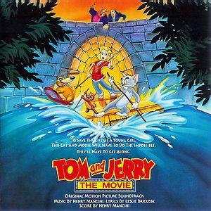 Саундтрек/Soundtrack Tom and Jerry: The Movie | Henry Mancini (1992) Том и Джерри: Фильм | Генри Манчини