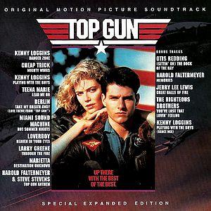 Саундтрек/Soundtrack Top Gun (Special Expanded Edition) | Harold Faltermeyer (1986) Лучший стрелок (Топ ган) | Харолд Фальтермейер