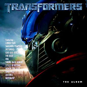 Саундтрек к Transformers